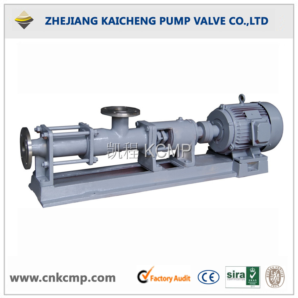 G Progressive Cavity Pumps
