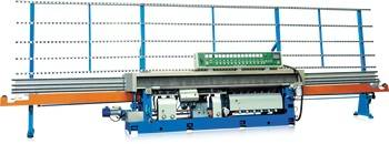 Vertical Straight Glass Mitering Machine