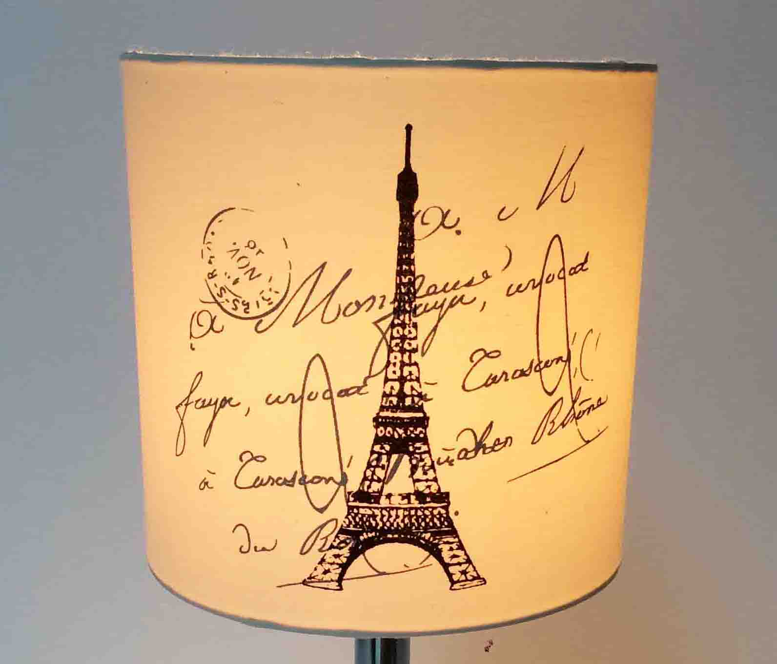 Unique Plastic Lamp Shade