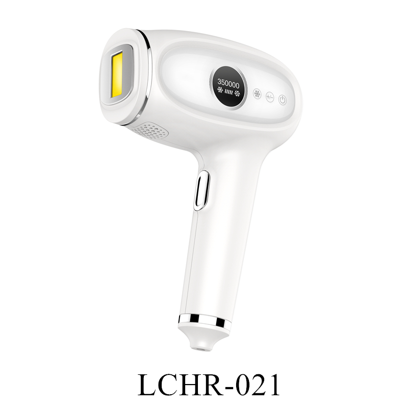 Mini IPL Epilator Portable Hair Removal Machine 590 - 1200nm Wavelength