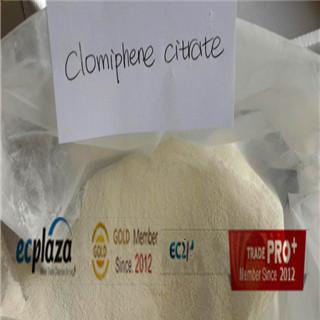 Clomiphenes Citrate,Clomivid,Anti-estrogen Clomiphenes,CAS911-45-5,99% quality on sale