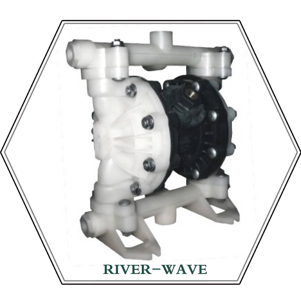 RV15 Pneumatic Diaphragm Pump(PVDF)