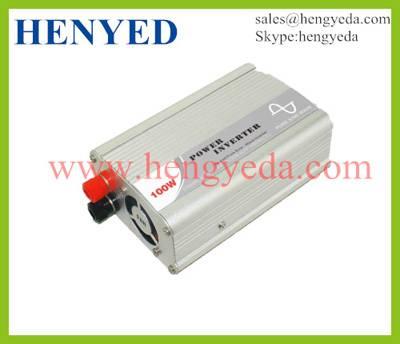 100W pure sine wave car power inverter dc12v/24v to ac110v/220v/230v/240v