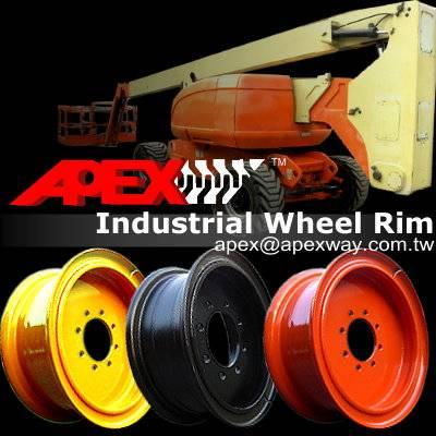 Telehandler Wheel Rim