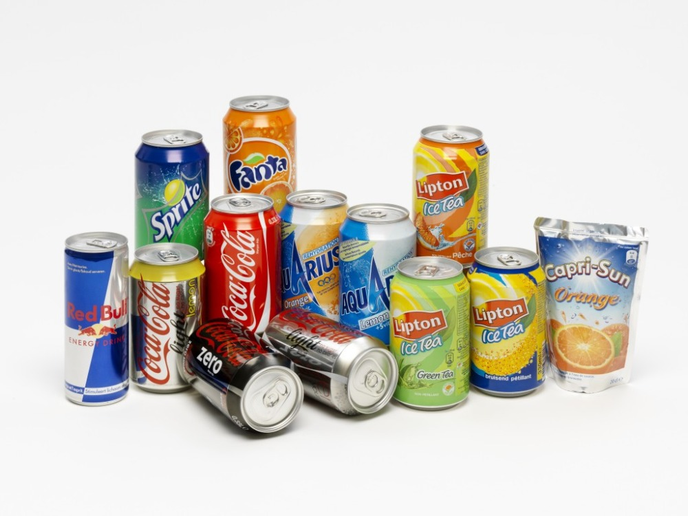 Buy all kinds of Canned soft drinks and Juices