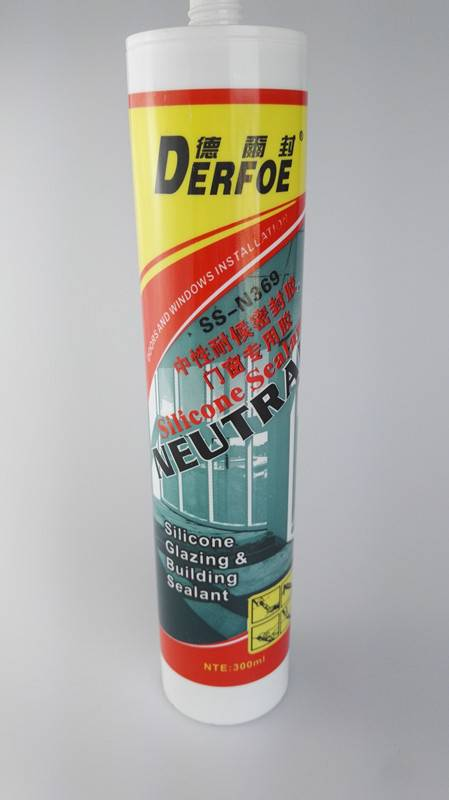silicone sealant for construction SS-N369