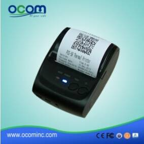 58mm Android Bluetooth &IOS Thermal Printer OCPP-M05