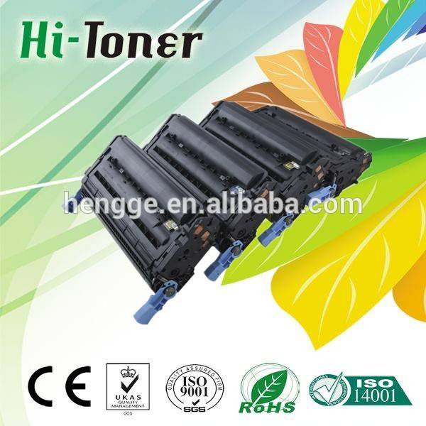 Remanufacturing Laser Toner Cartridges Compatible For HP Q5950A-Q5953A for Laserjet CP4700
