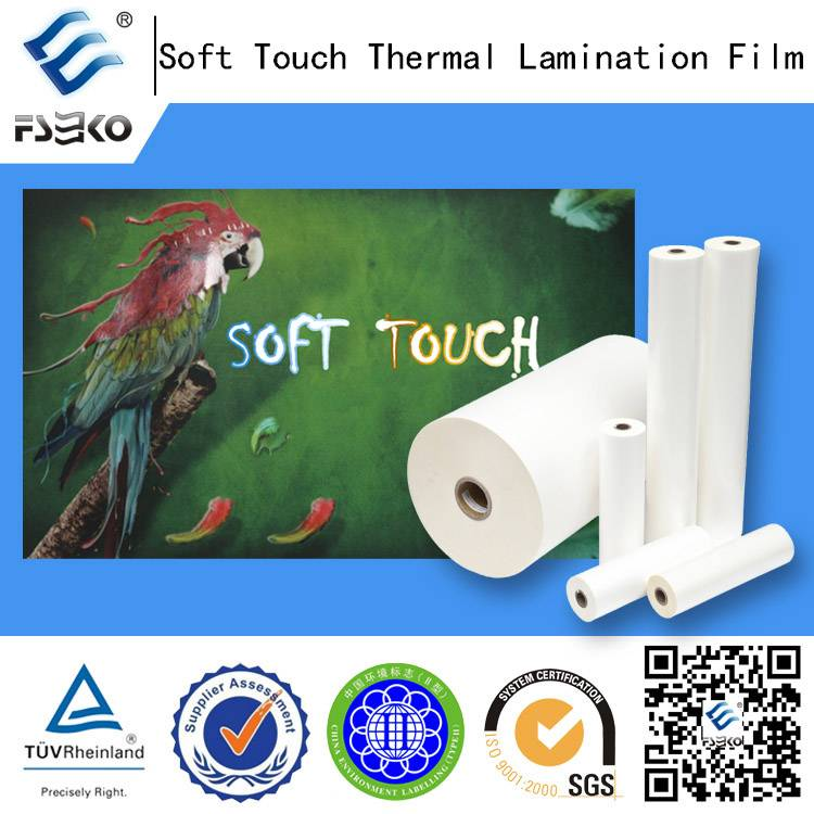 Velvet Thermal Laminating Film (30mic)
