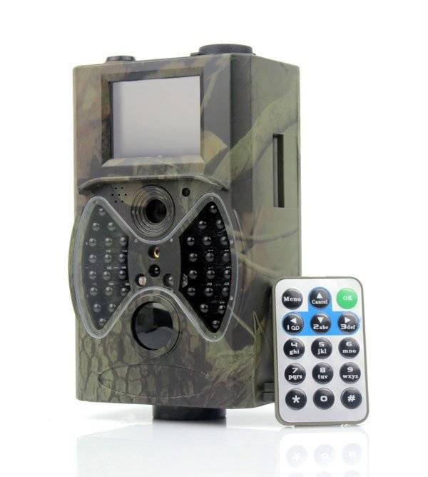 12MP Trail Camera Wide View Mini Game Camera Hidden Outdoor Camera without MMS