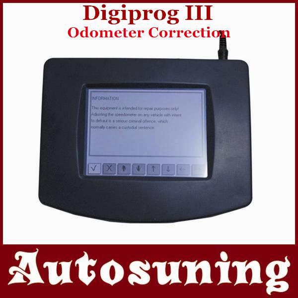 2012 HOT!!! Digiprog III Digiprog 3 Odometer Programmer with Full Software New Release