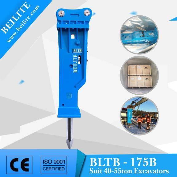 Fine BLTB175B heavy duty rock breaking hammer at reasonable price