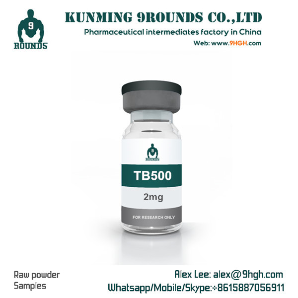 Free Sample TB 500 Factory Supply 99% Purity TB500