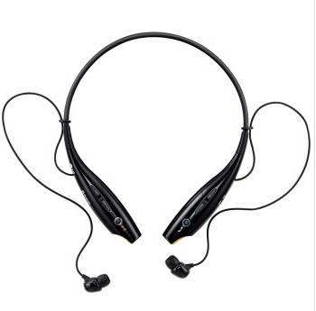 Stylish around the neck design  bestwirelesssportearphone