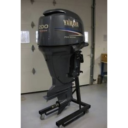 Sales For Used Yamaha 200Hp 4 Stroke Outboard Motor Boat engine
