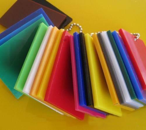 cast colored acrylic sheet pmma sheet