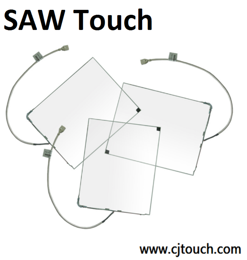 SAW Touch Screen USB Touch Monitor Touch Panel