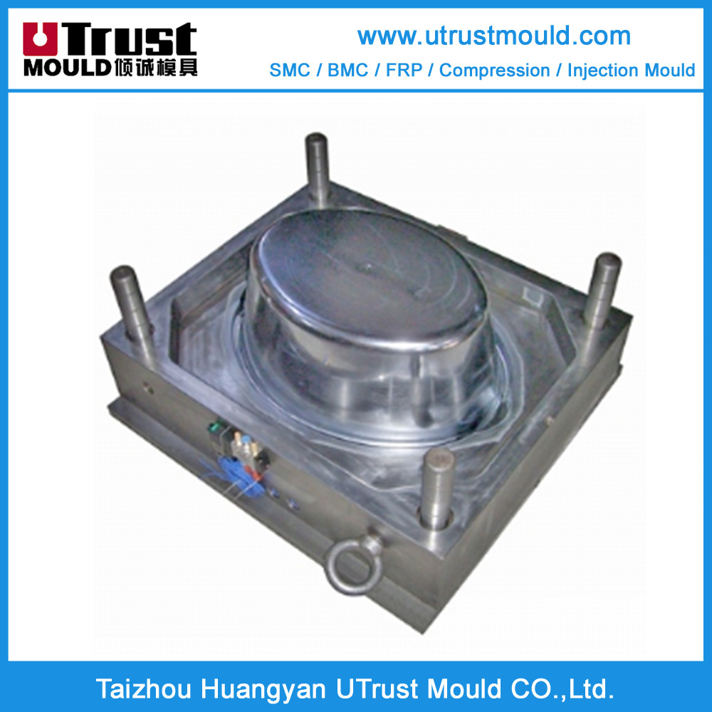 Customized Utrust mould plastic injection molding bucket moulds