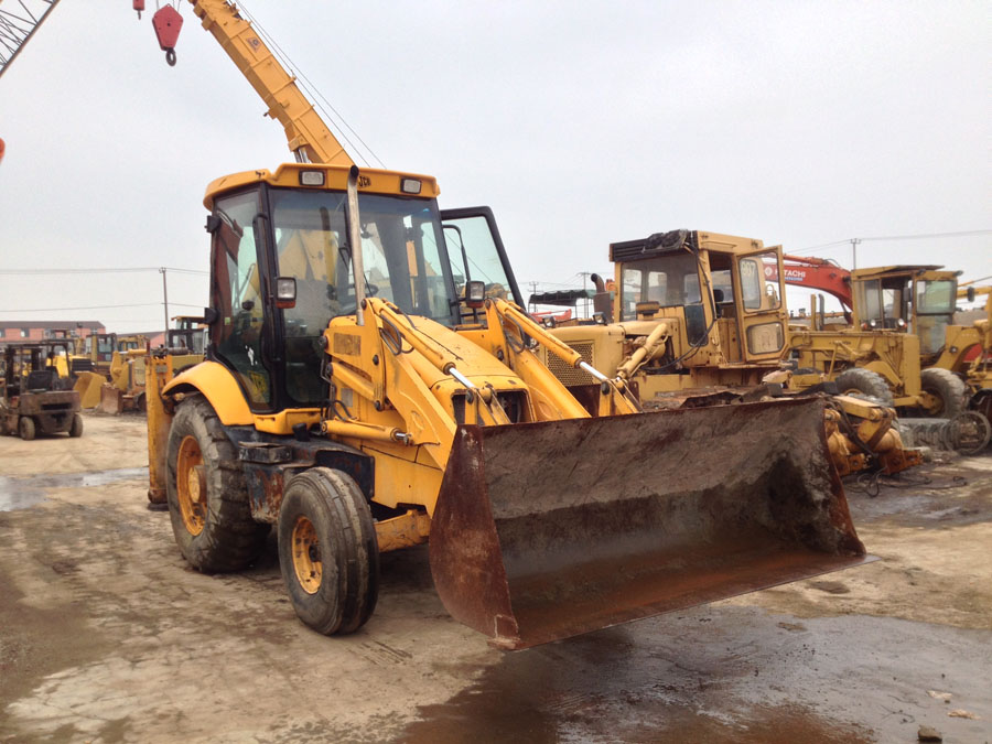 Best price Used JCB 3CX backhoe loader, also 4CX for sale