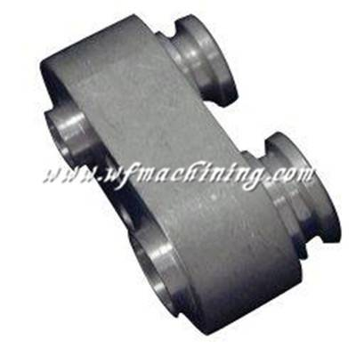 Hight Quality CNC  Machined Parts with ISO Certification