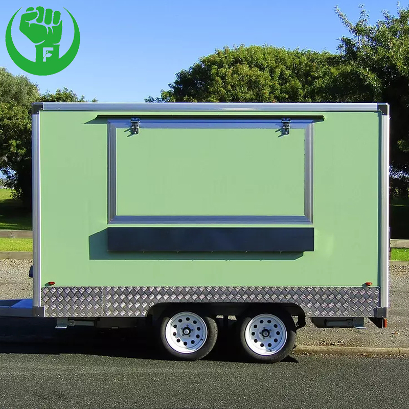 Mini Food Cart Mobile Food Truck for Sale Australia