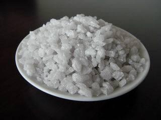 White aluminium oxide, White fused alumina