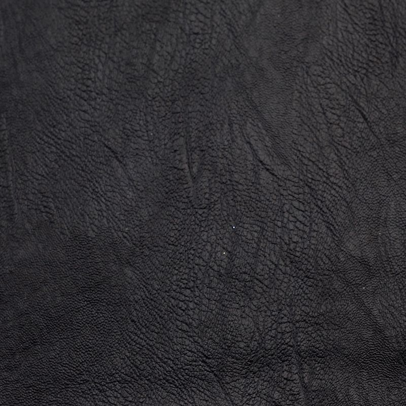 Embossed Cold-Resistant PU Coated Rexine Leather for Garment
