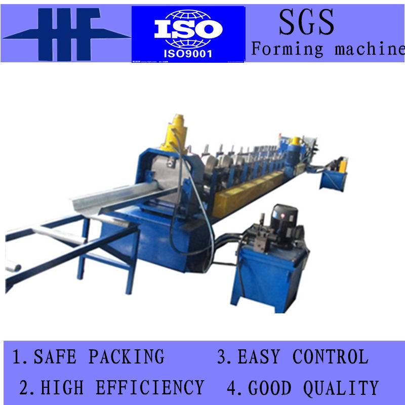Low Noise Roll Forming Machine for Gutter