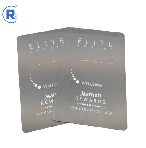 13.56MHZ MIFARE 4K rfid smart card high quality with low price