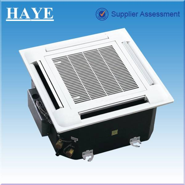 household cassette type ceiling fan coil unit for central air conditioner