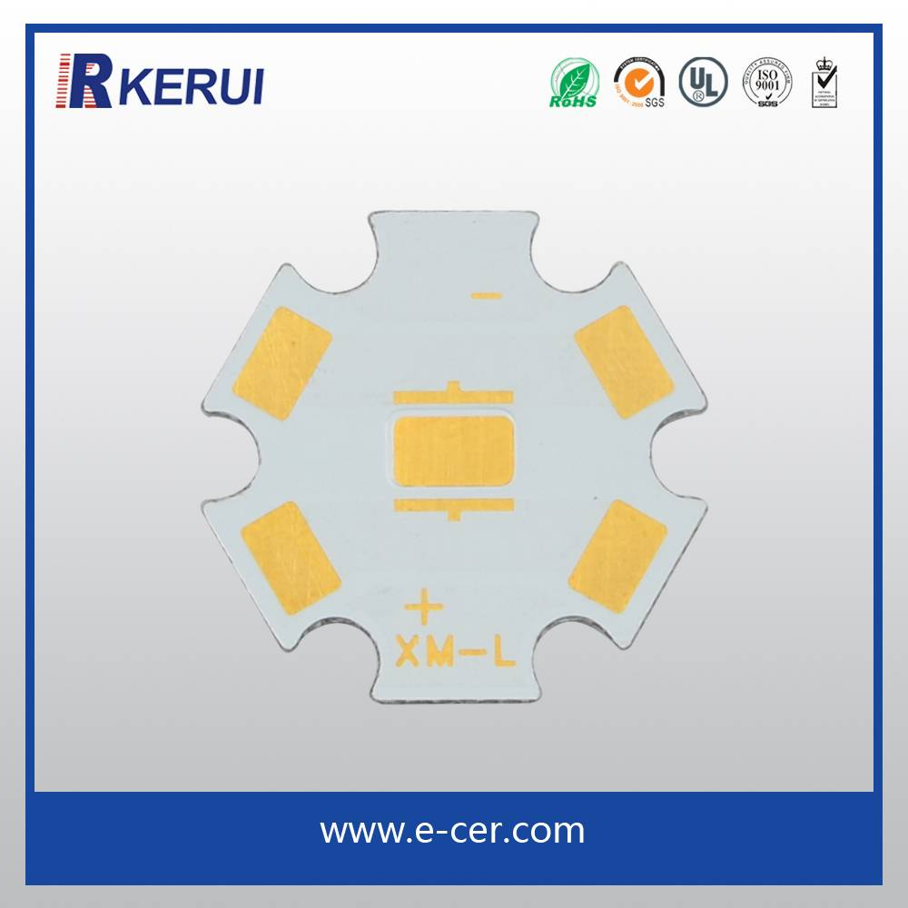 High technology mobile phone led pcb and mcpcb manufacturer