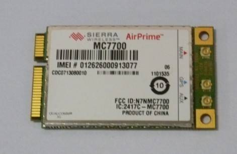 Sierra Wireless 4G LTE module MC7700