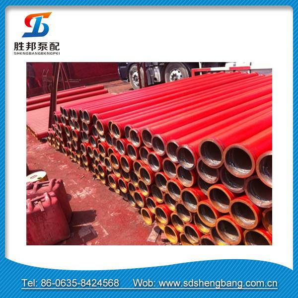 concrete pump pipe pm/schwing/cifa for sale