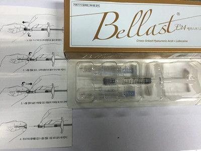 Bellast Injectable D'acide Hyaluronique De Remplisseur Cutane Injectable