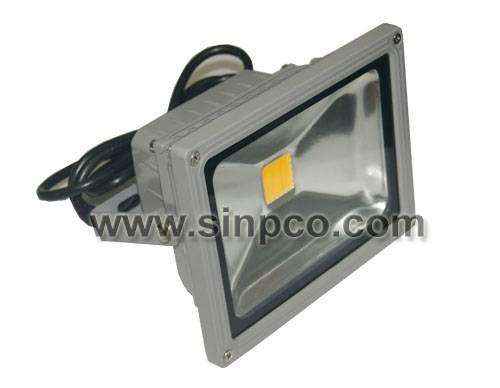 LED Floodlights waterproof IP65 20W COB LED Epistar/BridgeLux