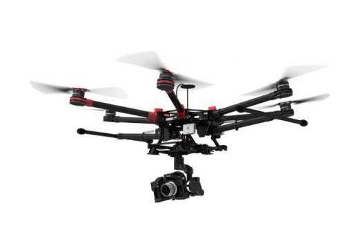 DJI S900 Ready to Fly Production Package
