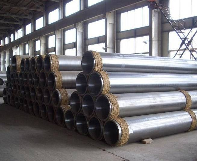 ASTM B161 Seamless Nickel Alloy Tube , Cold worked Stainless Steel Tube