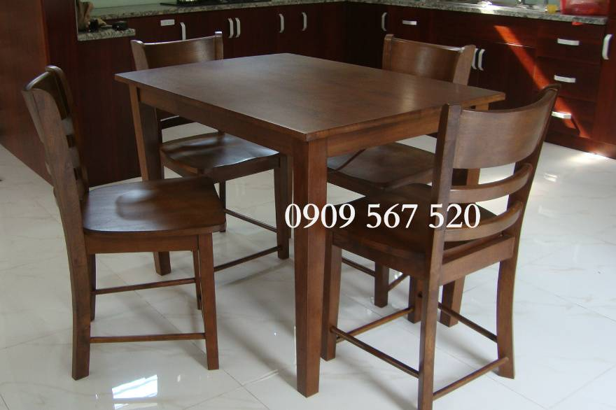 Dining wooden set - Vietnam Furniture Sourcing Service