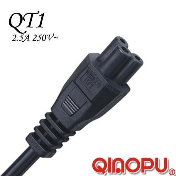 Iec 60320 C5 Laptop Power Cord (QT1)
