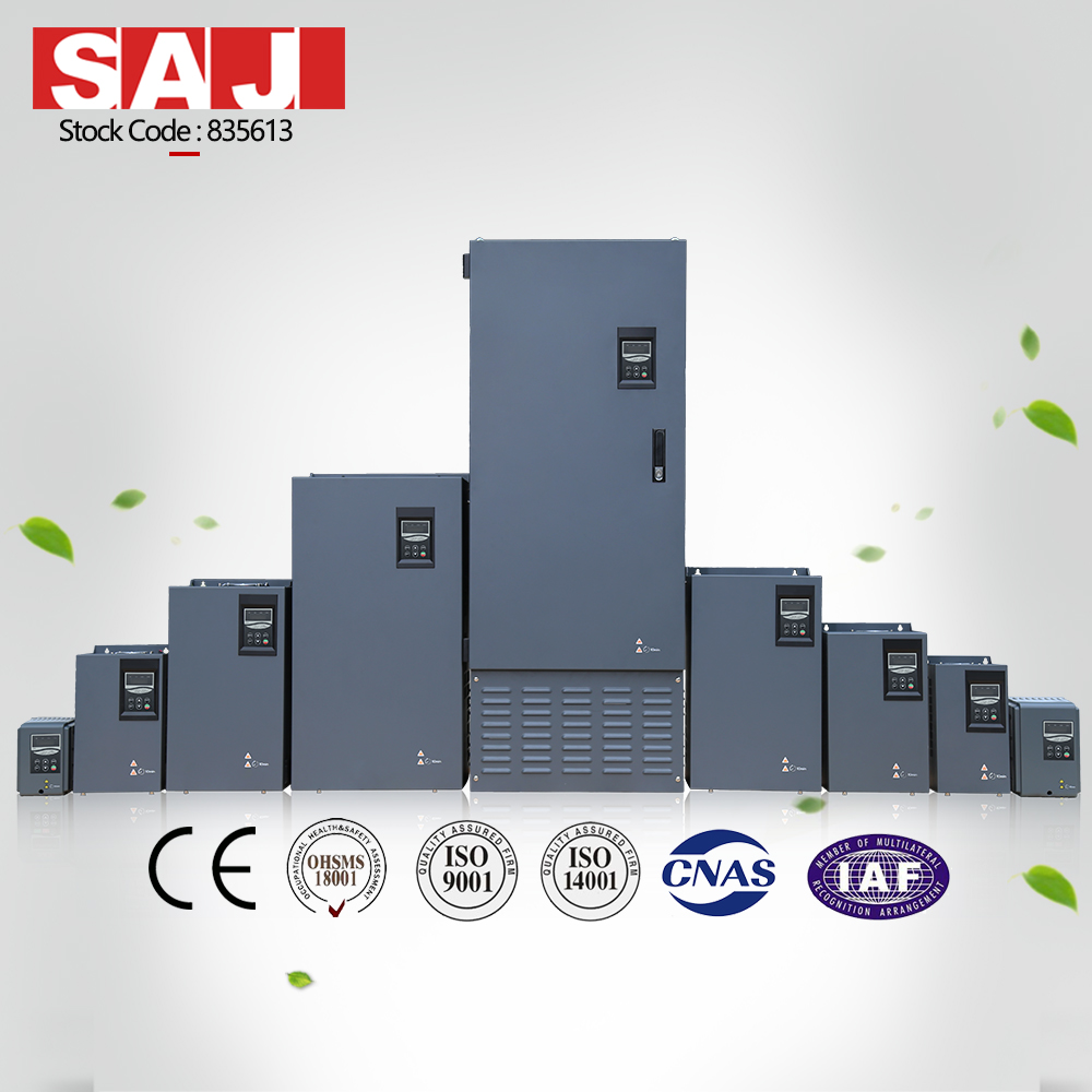 SAJ PDS33 Series Automatic Regulation of Pump Flow 2.2-350kW Solar Pump Inverter