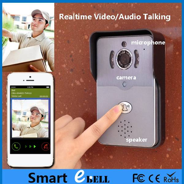 2015 ATZ hotest Factory Outlets Wireless Doorbell for home security