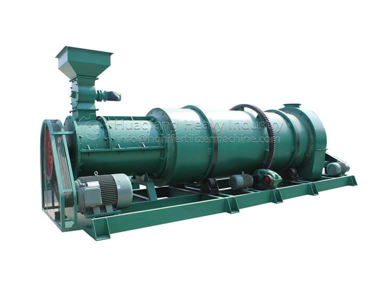 Organic Fertilizer and Compound Fertilizer Granulator