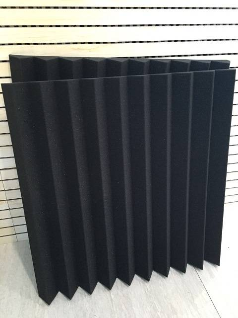 music room noise reduction sound insulation Wedge foam