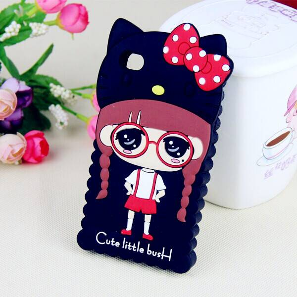 Hot Sell Silicone Mobile Phone Case