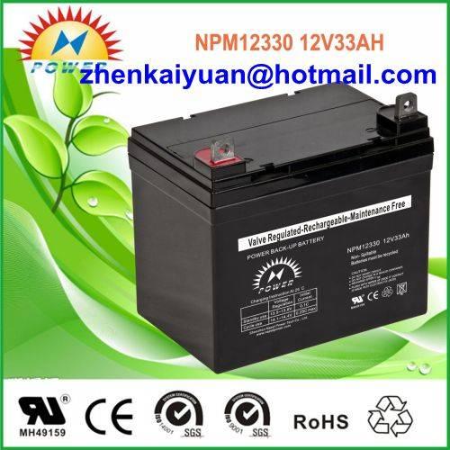 Sealed lead acid battery/VRLA/EMERGENCY BATTERY/12V24AH
