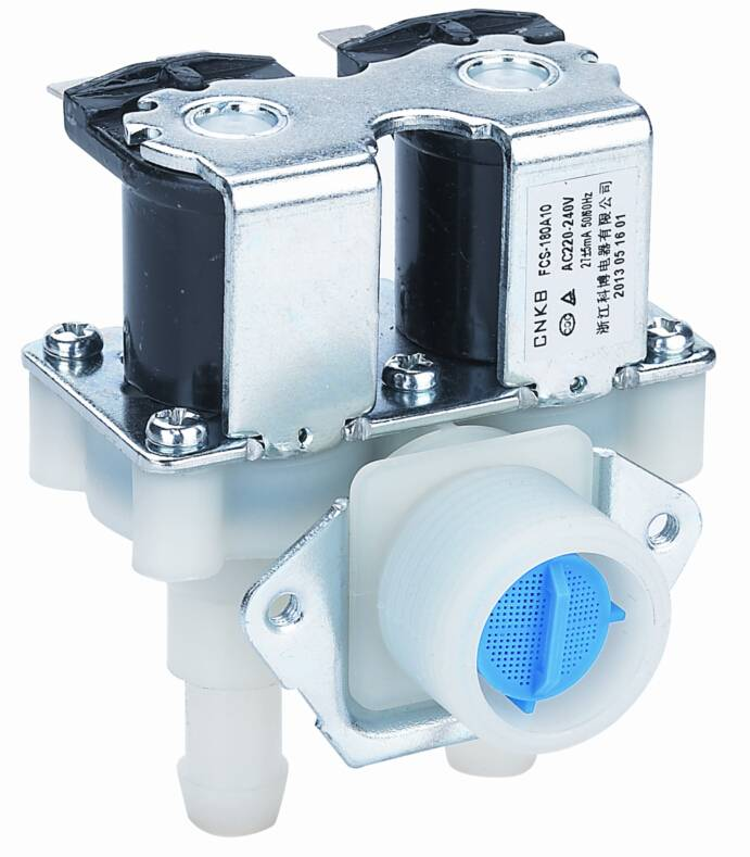 LG washing machine solenoid valve