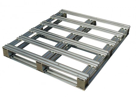 China Factory Warehouse Steel Pallet for Storage