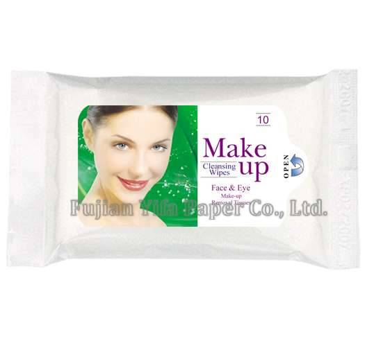Makeup Remover Wipes (WW-001A)