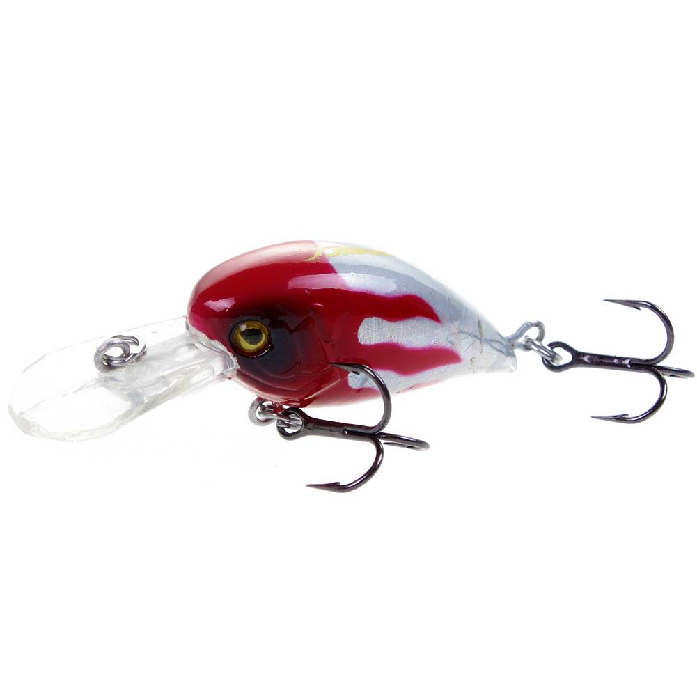 High quality China wholesale Fishing lures/Fishing Blade Point Crank lure
