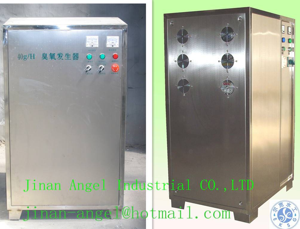 1-80g/H ozone generator for water treatment